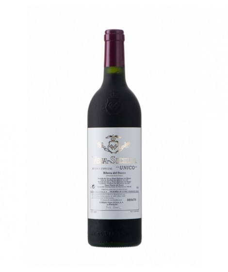 Vega Sicilia Unico Reserva Especial 2008  (90/91/96)