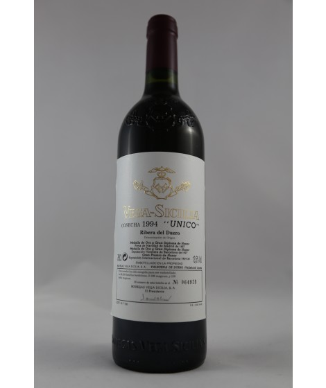 VEGA SICILIA UNICO 1994
